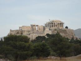 Афинский акрополь. Фото: DigDeep.ru